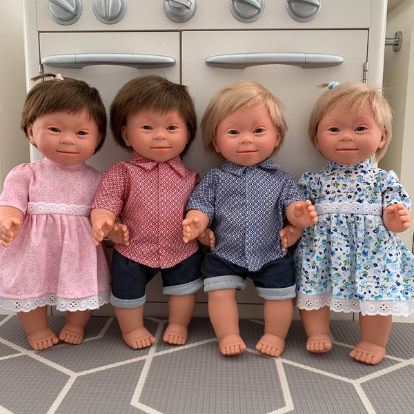 Dolls With Down Syndrome