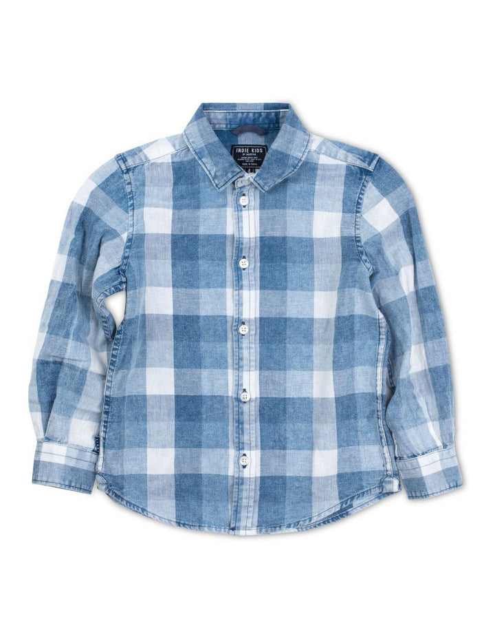 Wirral Check Shirt