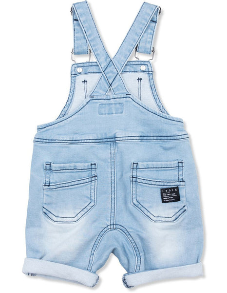 Styled Short Dungaree