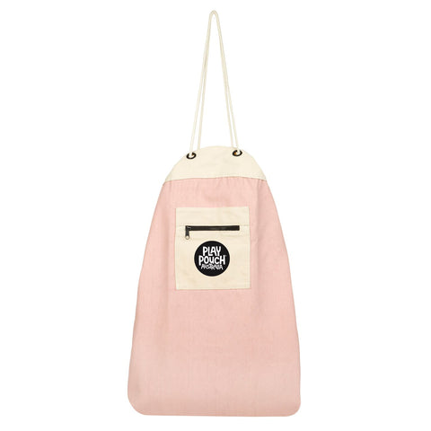 Play Pouch - Blush Pink