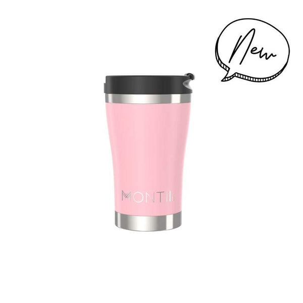 MontiiCo Regular Coffee Cup - Blush Pink