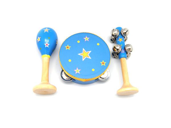 Musical Set 3 Piece - Star