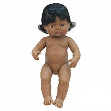 Latin American Girl 38cm - No Clothes OR Box