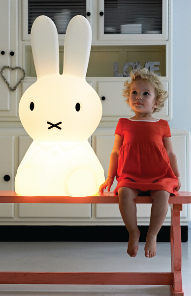 Miffy Lamp XL Pre Order ETA mid March