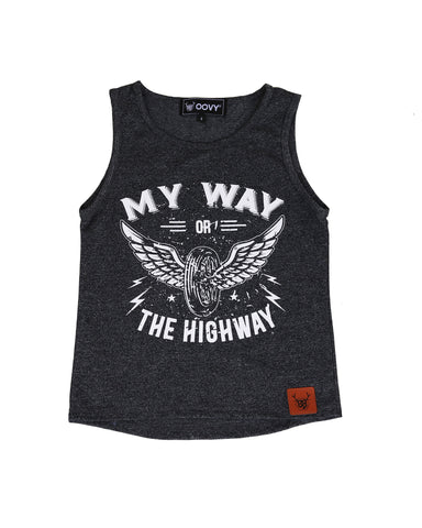 My Way Or The Highway Tank