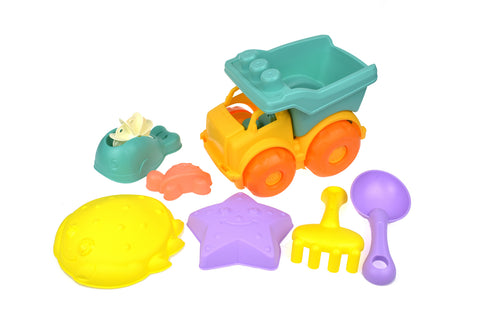 Truck Beach Set 7pc