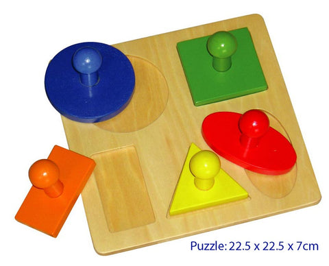 Large Shape Puzzle
