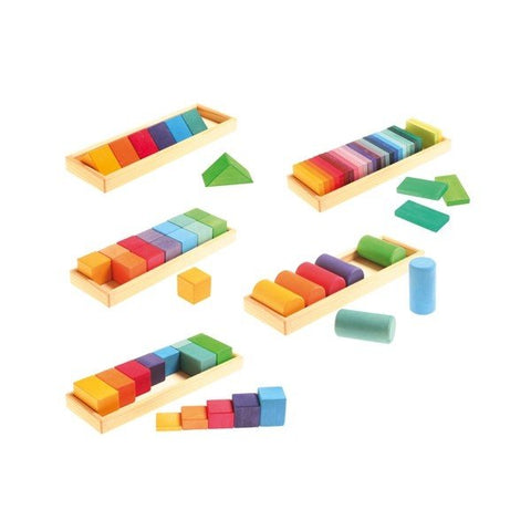 Building Set, Forms and Colours
