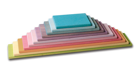 Building Boards - Pastel