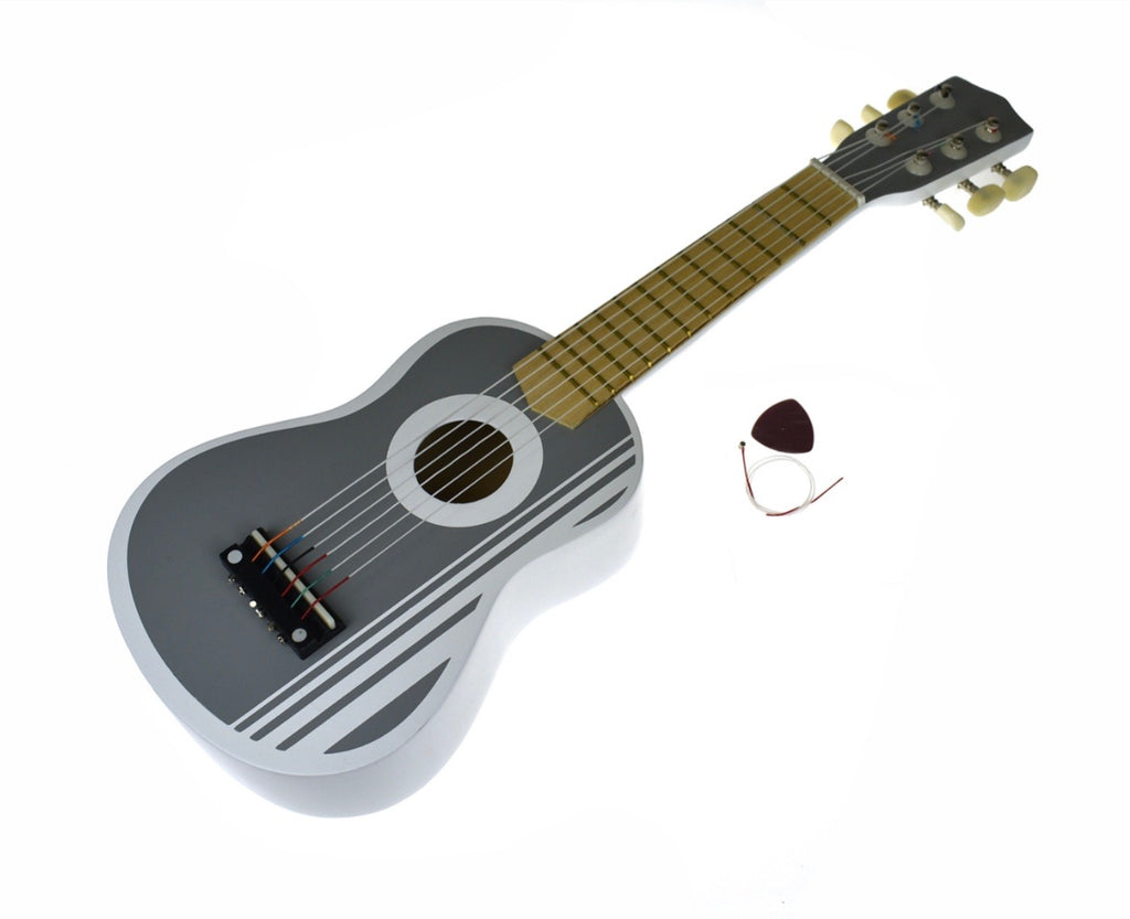 Wooden Guitar - Grey