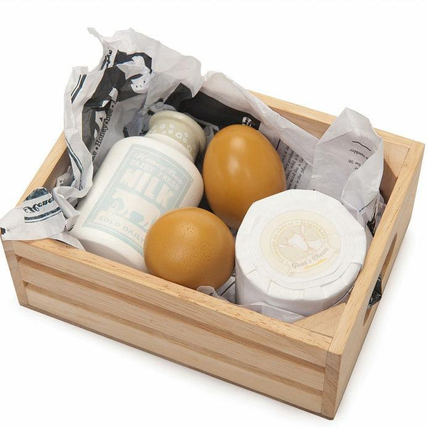 Honeybake - Eggs & Dairy Crate