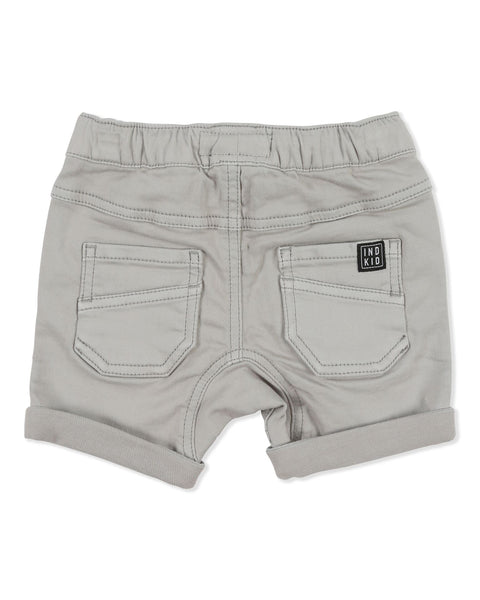 Drifter Biker Short - Birch