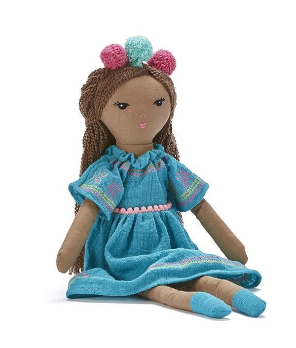 Kenyan Kindness Doll - Jessie