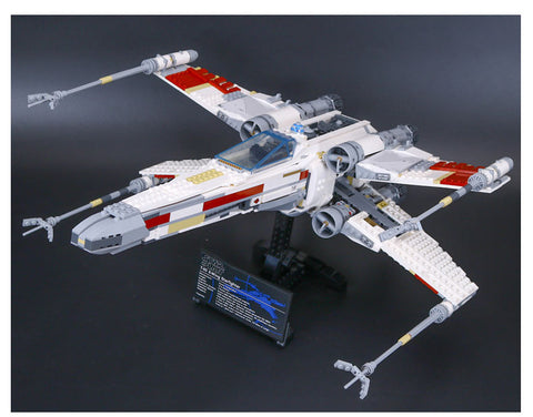 New Star War  The X-wing 0.2 Building Block Toy - 1586  pcs
