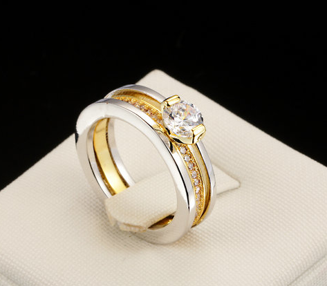 Round Diamond Fashion Ring