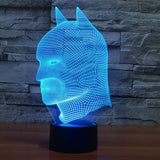 Batman New 3D LED Light Lamp