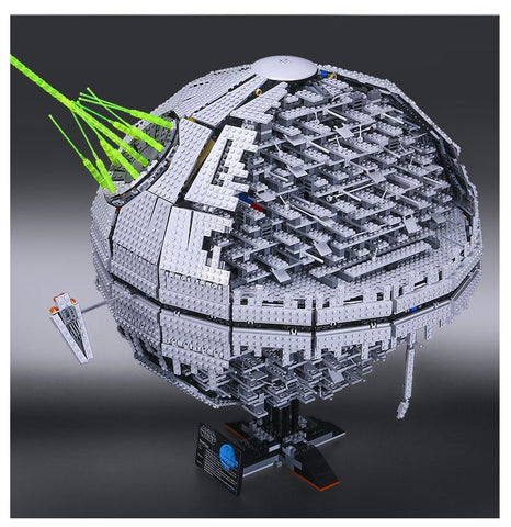 Star Wars Death Star Building Block Toy - 3449 pcs
