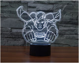 Superman 3D LED Light Lamp