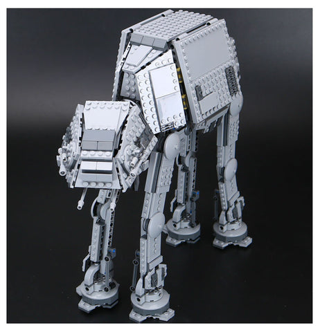 Star Wars AT-AT Building Block Toy - 1157 pcs