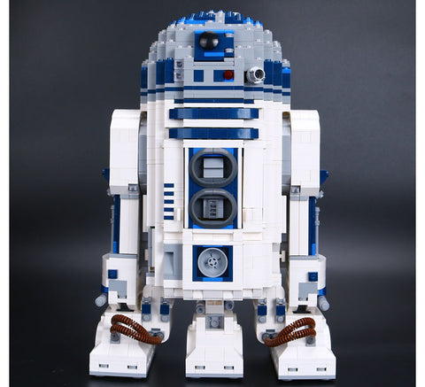 Star Wars R2-D2 Building Block Toy - 2127 pcs