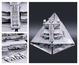 Star Wars Imperial Star Destroyer Building Block Toy - 3250 pcs