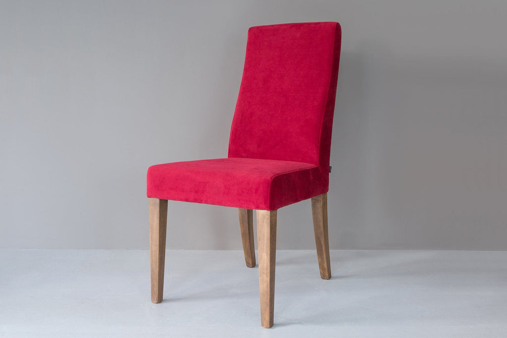 Red Annabel Dining Chair