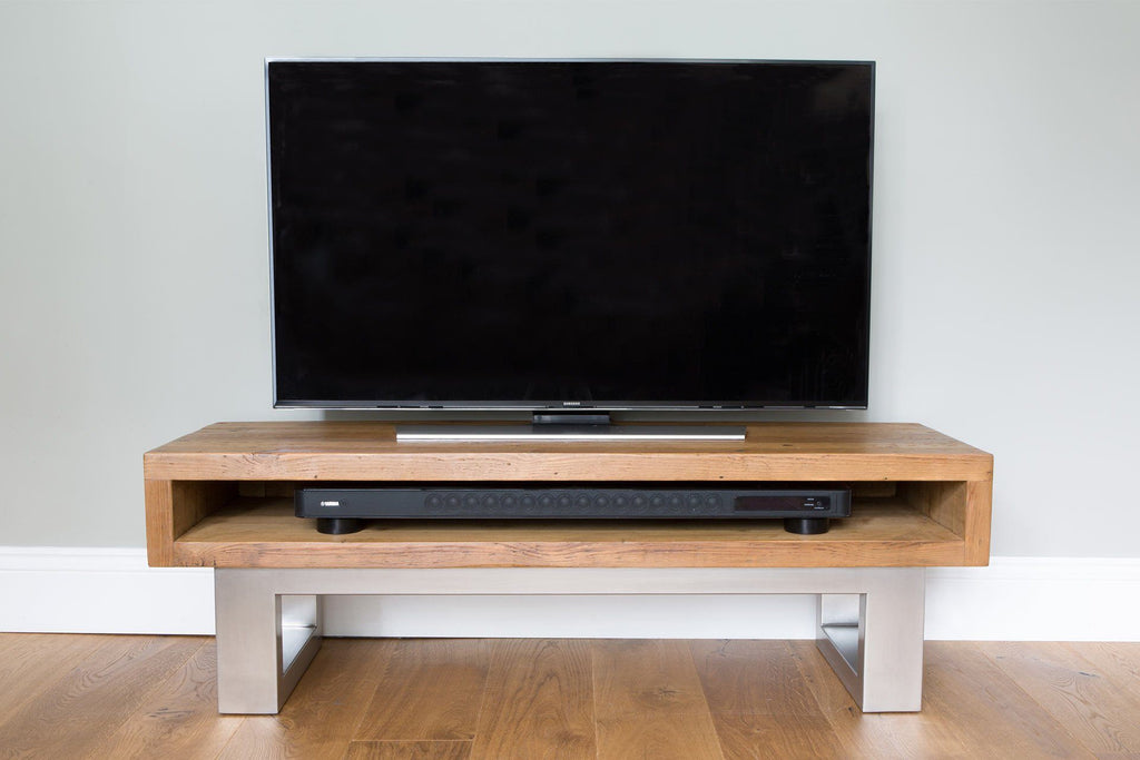 "Warm 136.5cm TV Stand (Displayed With 48"" TV)"