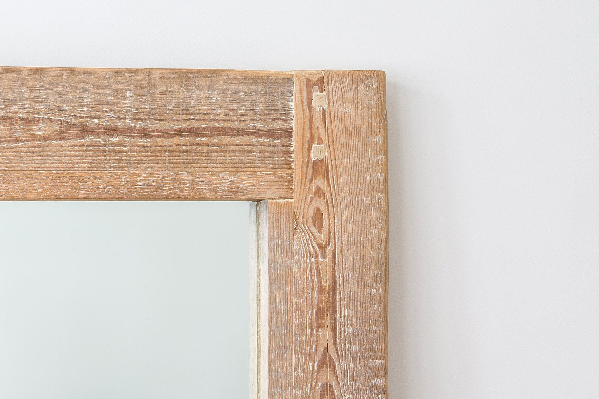 Natural 80cm x 100cm Mirror