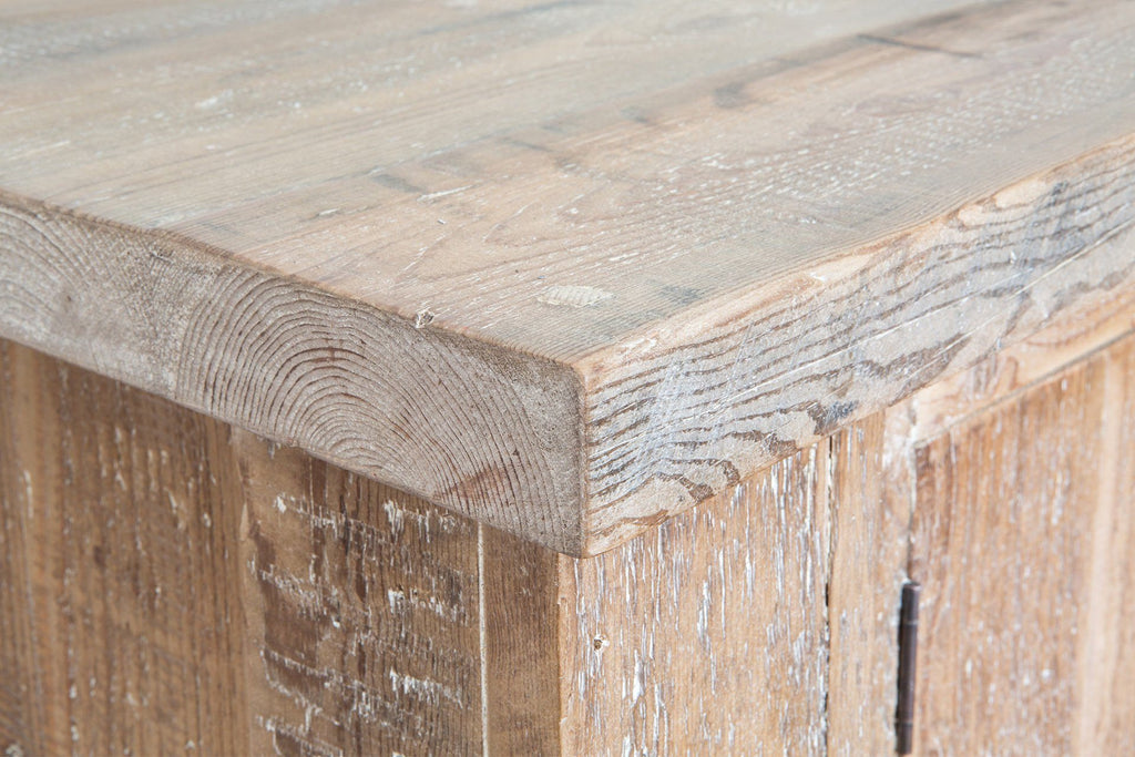 Natural Low Cabinet Detail