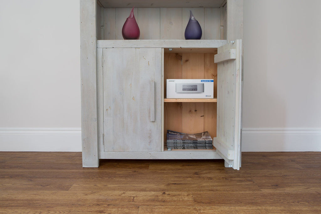 All Storage Bookcase Cupboards Have A Full Width Internal Shelf (Adjustable)
