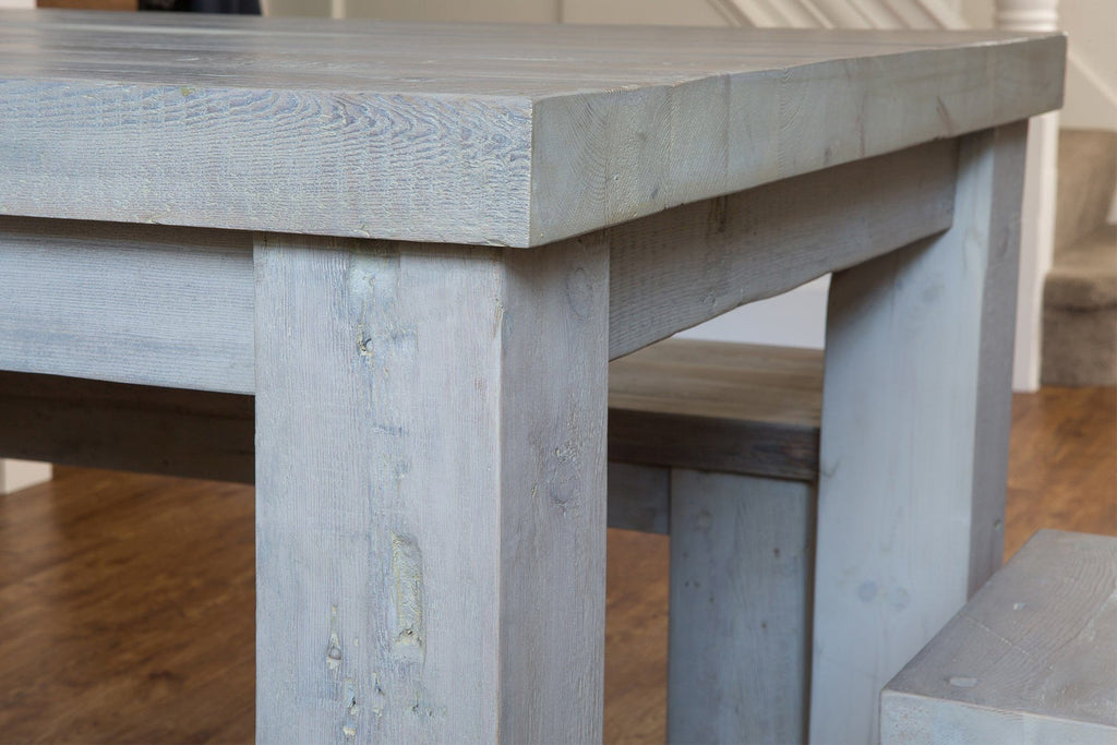 Grey Table Detail