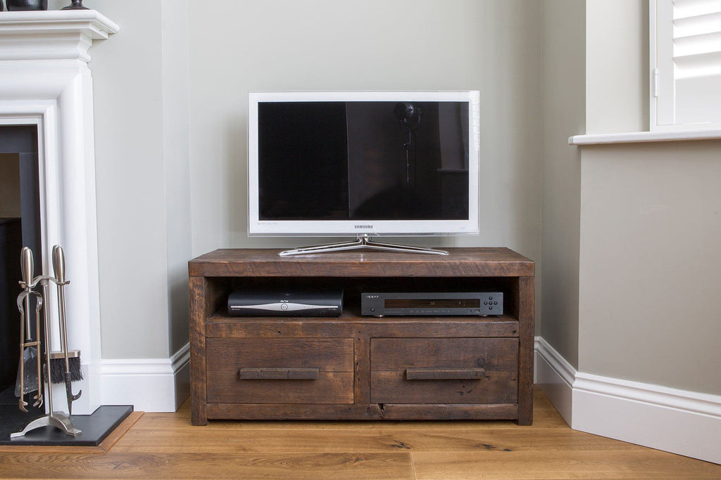Branson Double TV Stand