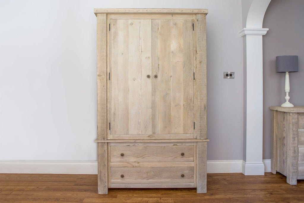 Wardrobe reclaimed wood hudson gentlemans eat