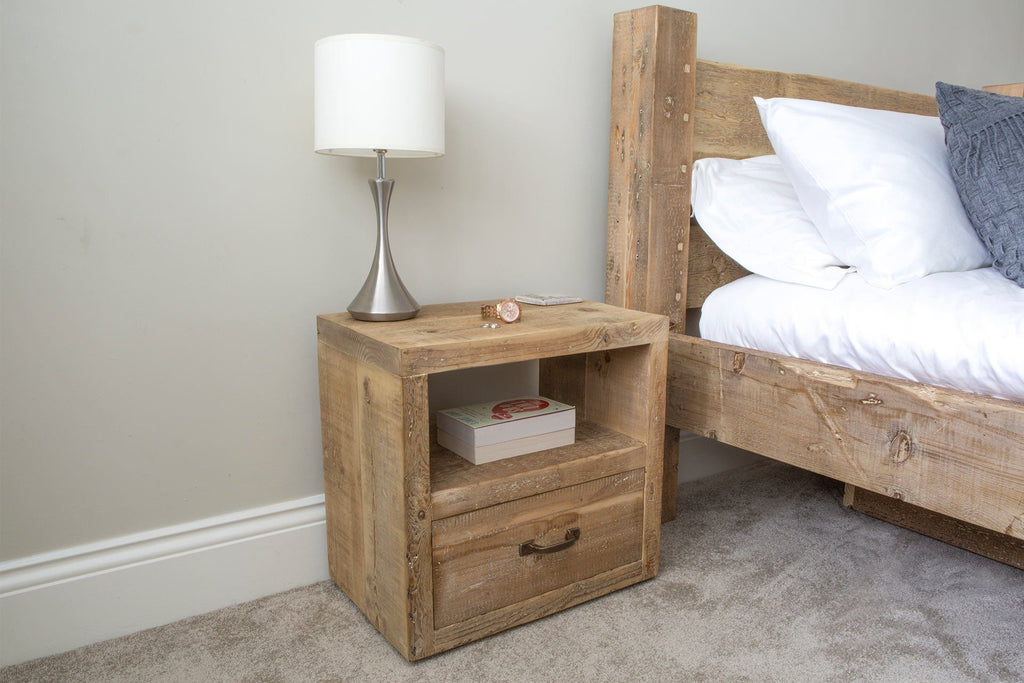 Branson 1 Drawer Bedside