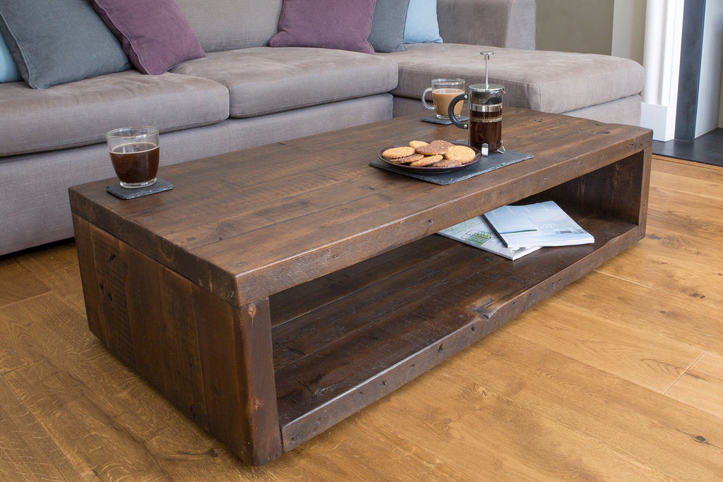 Branson coffee table eat sleep live for Coffee table 60cm x 60cm