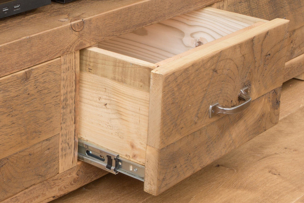 All Drawers Have Smooth Quality Drawer Runners