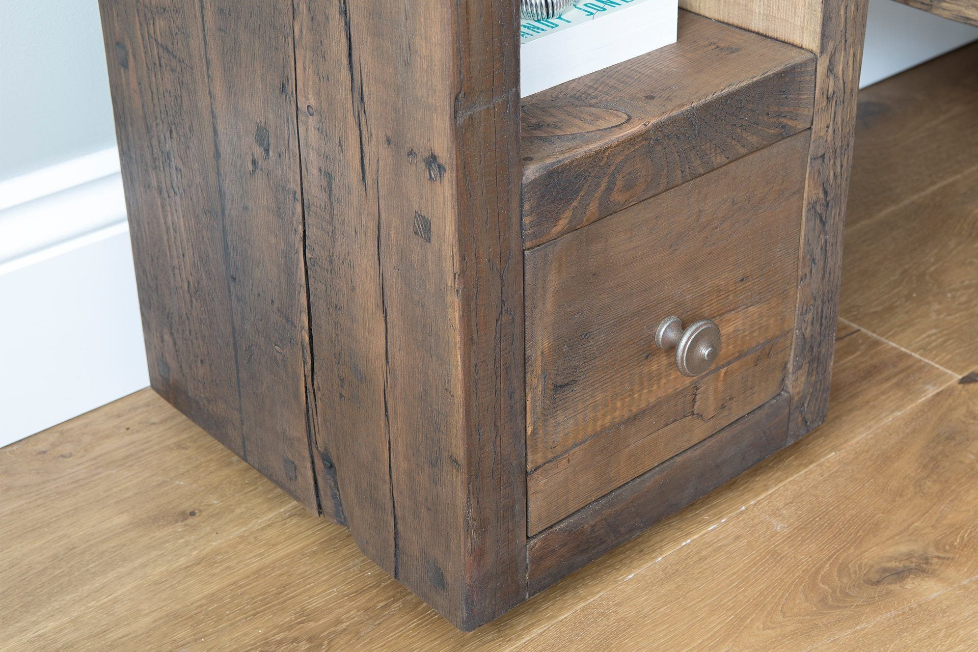 Classic Slim Bedside Table Detail