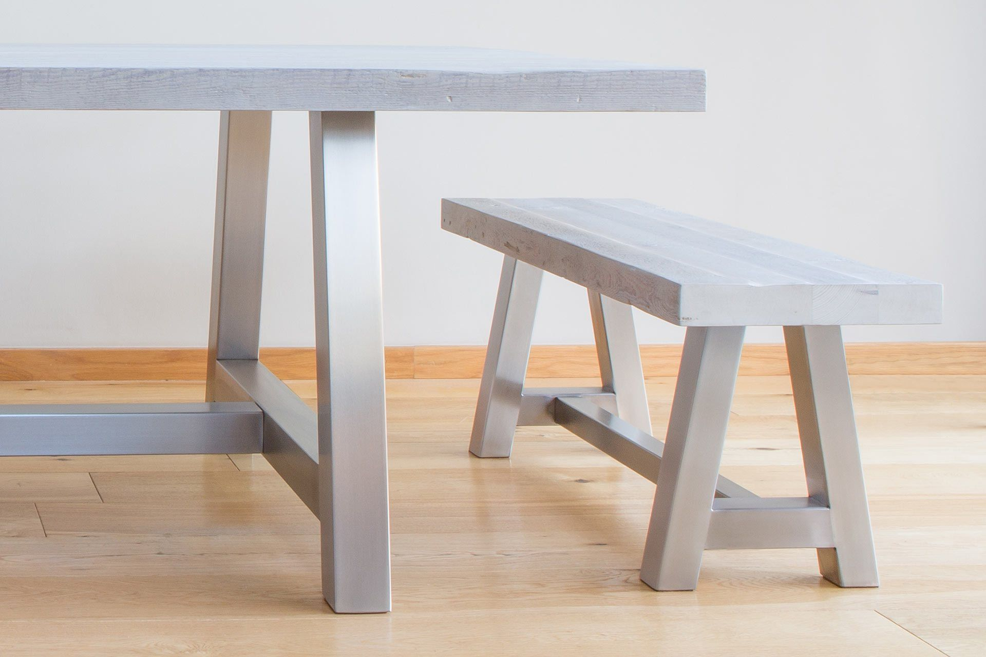Rochester Dining Table - Long Overhang
