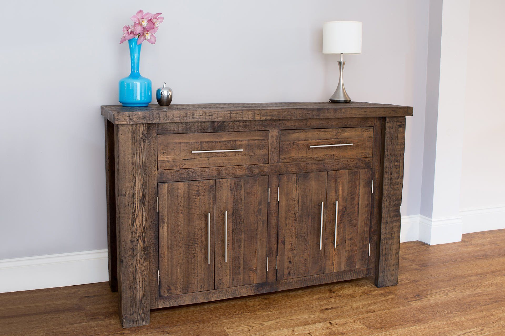 Classic 144.5cm Sideboard With Bar Handles