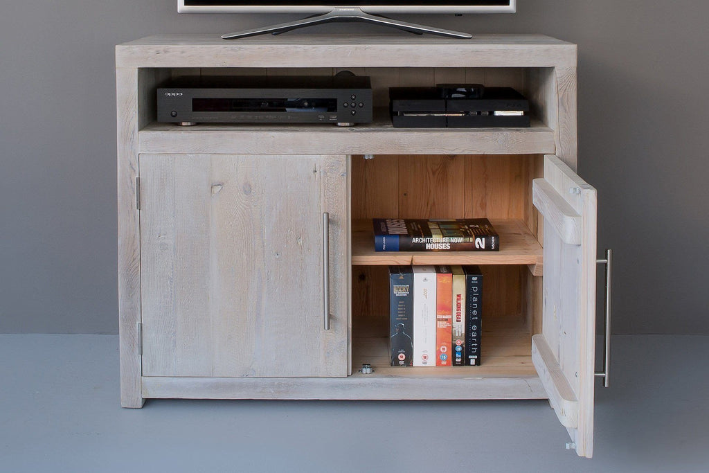 All Tv Cabinets Come With A Full Width Internal Shelf (Adjustable)