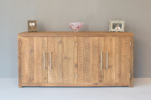 natural 1165cm cabinet with bar handles