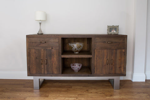 Classic 172.5cm Sideboard With Antique Handles