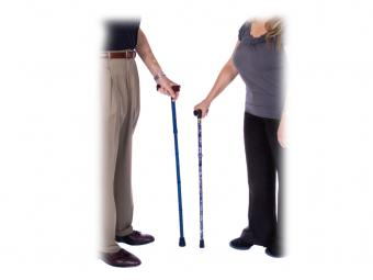 Cane, Demi Spring Garden Collection® Folding Canes