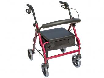 Walker, The Blazer™ Aluminum four wheel walker