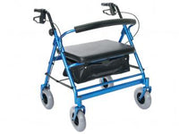 Walker, Endurance HD® heavy duty four wheel walker