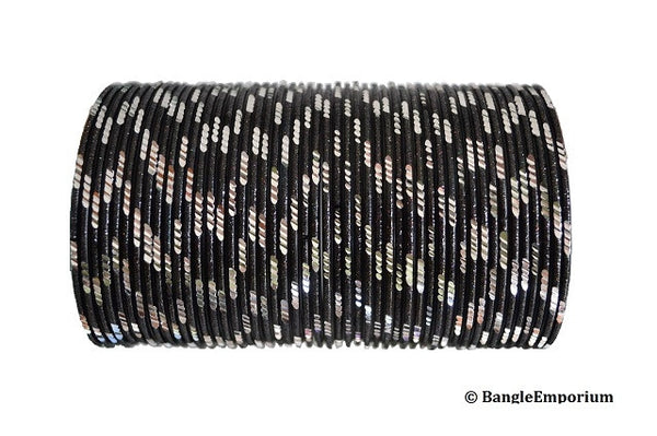 Pixie Collection: Black Bangles (2.8 / 2.10)