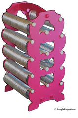 Extra Large: HOT PINK Bangle Stand Rack