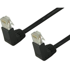 Cat5e / Cat6 Angled Network Cables