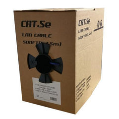 Cat5e Network Cables in Bulk