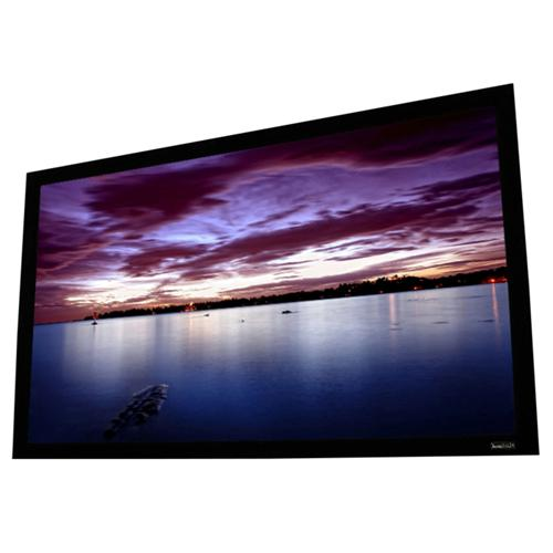 84″ 16:9 Elara High Definition Cinema White Fixed Frame Screen - 13-0210 - Mounts For Less